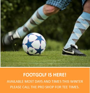 FootGolf is Here!