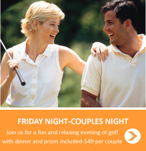 Join us for couples night on Fridays