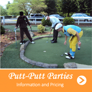 Putt-Putt Pricing for Web